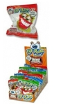 Flix Candy Twisted Lip Pops (Pack of 12)