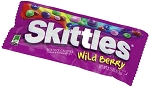 Skittles Wild Berries Candy, (Pack of 36)
