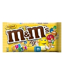 M & M Peanut Fun Size Candy, 9.34 Ounce Bags, (Pack of 24)