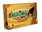 King Size Milky Way Simply Caramel Candy, (Pack of 24)