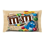 King Size M & M Almond Candy Bars, (Pack of 18)