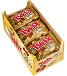 Twix Bites Sharing Size Candy, (Pack of 12)
