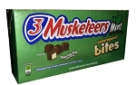 3 Musketeers Mint Bites Sharing Size Candy, (Pack of 12)