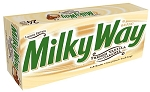 Milky Way French Vanilla and Caramel, (Pack of 24)