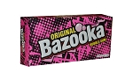 Bazooka Bubble Gum Movie Theater Size Boxes, (Pack of 12)