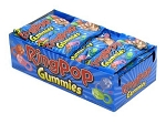 Topps Ring Pops Gummies, (Pack of 16)