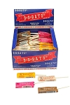 BB Bats Assorted Taffy Pops, (Pack of 100)