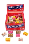 Kits Assorted Taffy, (Pack of 100)