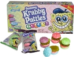 Sponge Bob Square Pants Assorted Color Movie Theater Size Boxes, (Pack of 12)