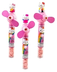 Hello Kitty Novelty Fan, (Pack of 12)