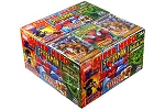 Marvel Candy Sticks with Tattoos, (Pack of 30)