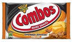Combos Cheddar Cheese Pretzel Snacks, (Pack of 18)