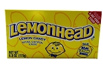 Lemonhead Movie Theater Size Boxes, (Pack of 12)
