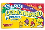 Ferrara Pan Chewy Lemonhead Candy 2.2 Ounce Box, (Pack of 24)