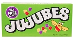 Jujubes Candy Movie Theater Size Boxes, (Pack of 12)