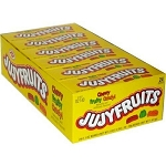 Jujyfruit Gummy Candy, (Pack of 24)