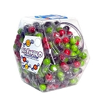 Rainblo Bubble Gum Gumballs, (Pack of 425)