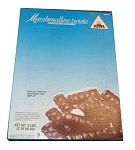 Joyva Chocolate Covered Marshmallow Twists, 5 Pounds