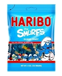 Haribo Gummy Smurfs, 4 Ounce Bags (Pack of 12)