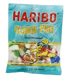 Haribo Clown Fish, 5 Oz Bags (Pack of 12)