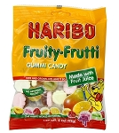 Haribo Fruity Frutti, 4 Oz Bags (Pack of 12)