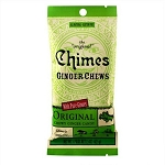 Chimes Original Ginger Chews, 1.5 Oz (12 Pack)