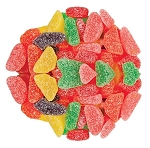 Allan Sour Fruit Salad Candy, 5.5 Pounds