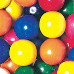 Concord Confections Mega Mouth Gumballs, (Pack of 138)