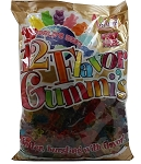 Albanese 12 Flavor Assorted Gummy Bears, 5 Pounds