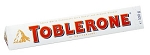 Toblerone White Chocolate 3.52 Ounce Bars, (Pack of 20)