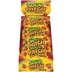 Sour Patch Cherry Candy Bags (Pack of 24)