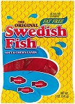 Swedish Fish 5 Ounce Bags, (12 Pack)
