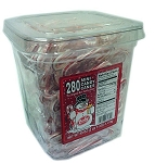 Bobs Mini Candy Canes, (Pack of 280)