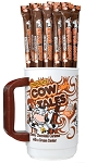 Goetzes Chocolate Cow Tales Tumbler, (Pack of 100)