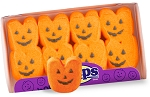 Halloween Pumpkin Peeps, (Pack of 24)