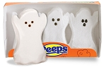 Halloween Ghost Peeps, (Pack of 24)
