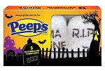 Halloween Tombstone Peeps, (Pack of 24)