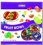 Jelly Belly Beananza Fruit Bowl, (Pack of 12)