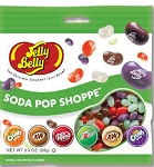 Jelly Belly Beananza Soda Pop, (12 Pack)