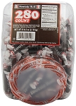 Tootsie Rolls Candy, (Pack of 280)