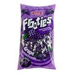 Tootsie Rolls Frooties Grape, (Pack of 360)