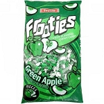 Tootsie Rolls Frooties Green Apple, (Pack of 360)