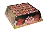 Ice Cubes Chocolate Candy, (Pack of 100)