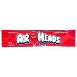 Airheads Cherry Taffy, (Pack of 36)