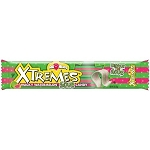 Airheads Xtremes Watermelon Sour Belts Candy, (Pack of 18)