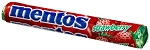 Mentos Strawberry Candy, (Pack of 15)