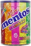 Mentos Mini Rainbow Candy, (Pack of 100)