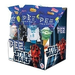 Pez Star Wars Clone Wars Dispensers, (Pack of 12)