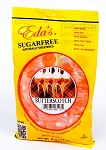 Eda's Sugar Free Butterscotch Candy, 6 Ounce Bags (Pack of 12)