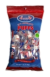 Red Bird Peppermint Puffs, 6 Ounce Bags, (Pack of 12)